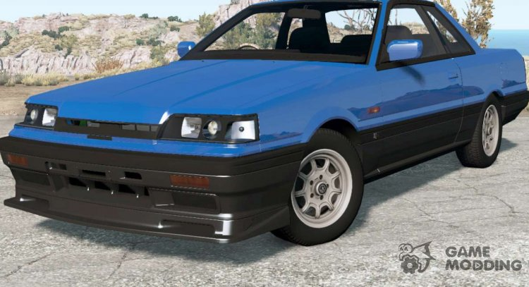 Nissan Skyline GTS-R (KHR31) 1987 for BeamNG.Drive