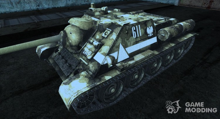 СУ-85 Cheszch для World Of Tanks