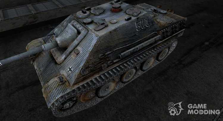 JagdPanther 14 для World Of Tanks