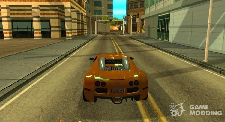 Petrol for GTA San Andreas