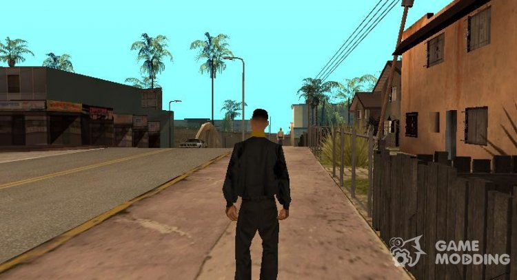 Vagos Frank for GTA San Andreas