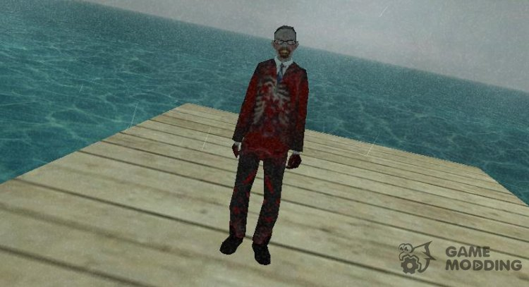 Zombie omori for GTA San Andreas