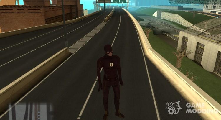 HD All City Road for GTA San Andreas