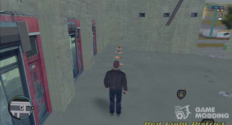 GTA IV HUD v1 2 (Retekstur) for GTA 3