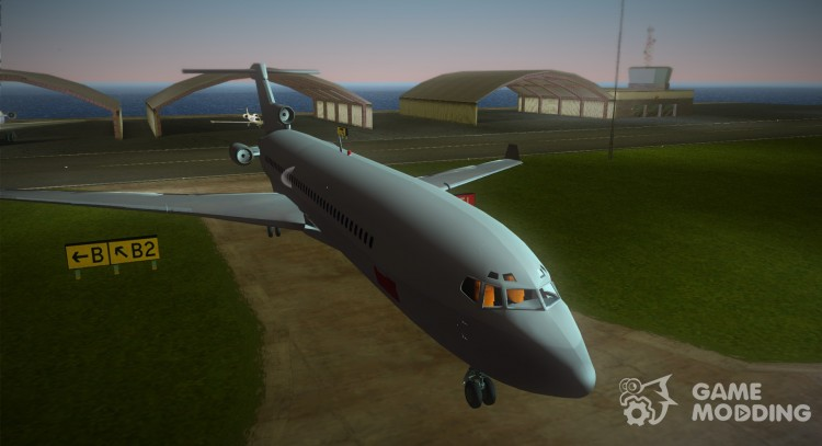 Boeing 727-100 for GTA Vice City