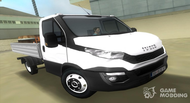 Iveco Daily 2014 для GTA Vice City