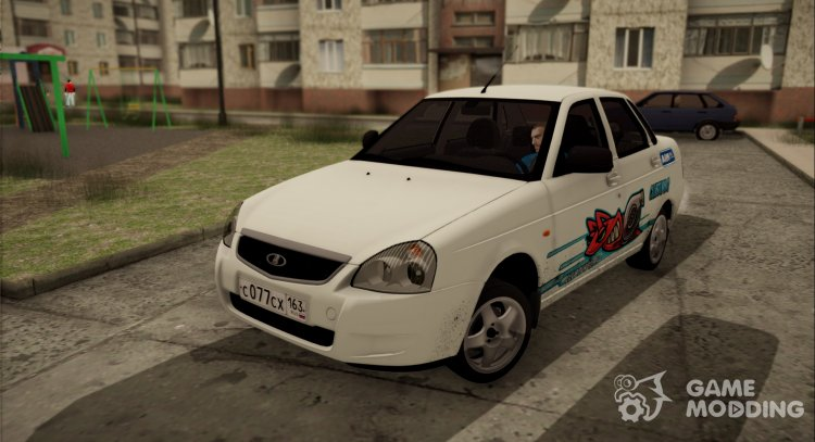 VAZ 2170 Priora ClubTurbo for GTA San Andreas