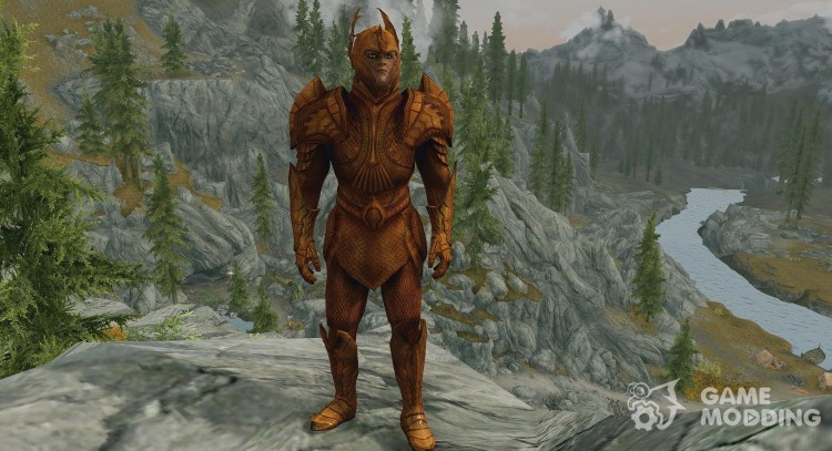 Ancient Dragon Knight Armor For Tes V Skyrim As the dragon was a factor, i tried new things because it felt like i was in the middle ages. ancient dragon knight armor for tes v
