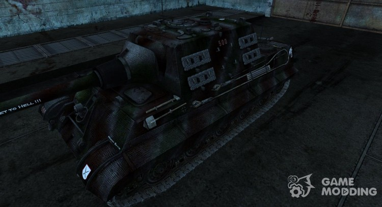 JagdTiger 12 для World Of Tanks