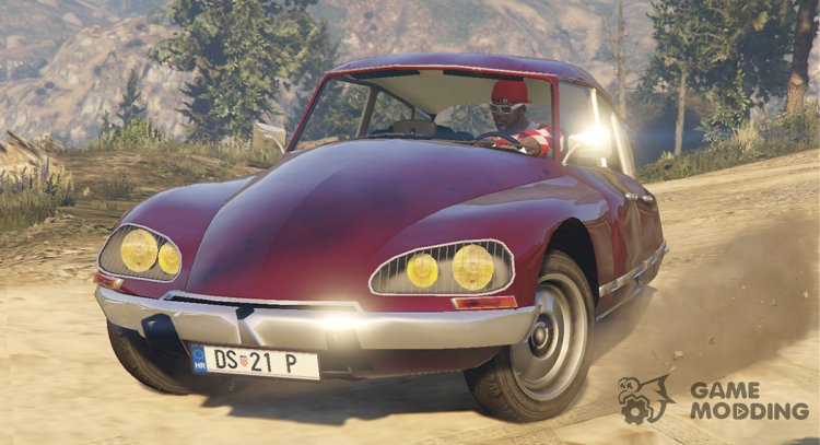 Citroen DS21 for GTA 5