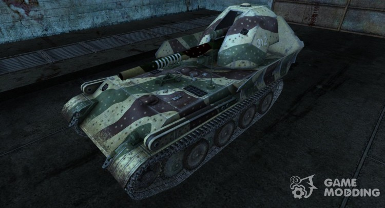 GW_Panther Stromberg for World Of Tanks