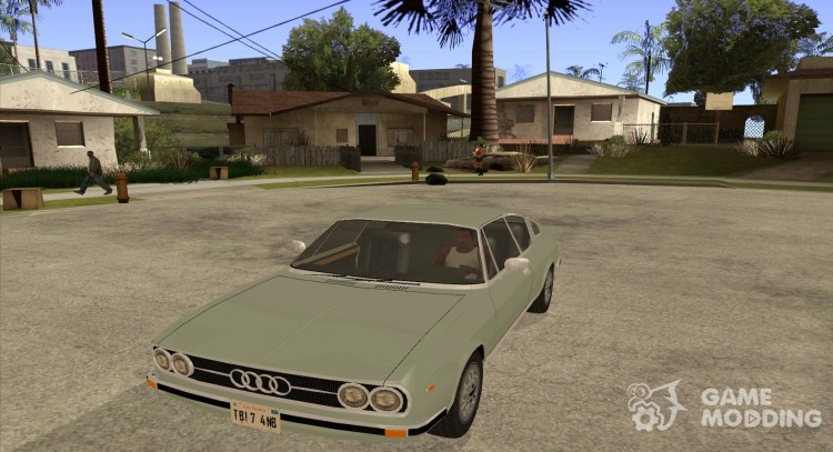 Audi 100 Coupe S 1974 for GTA San Andreas