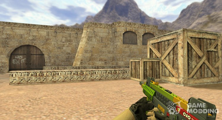 MAC-10 LEGO for Counter Strike 1.6