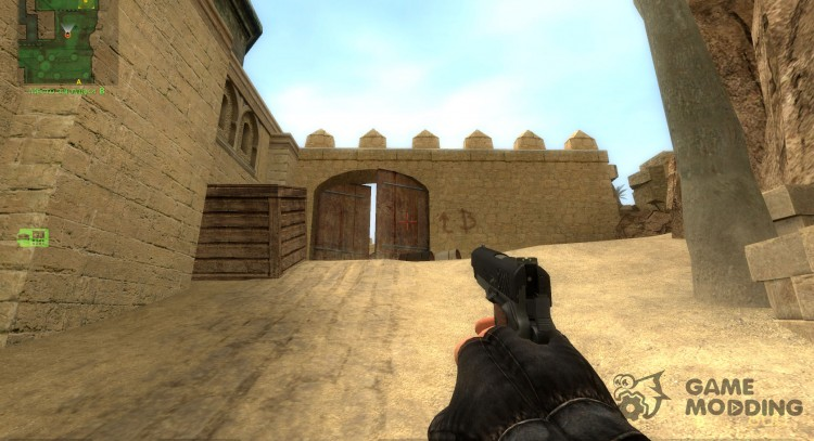 Colt .45 - Reverse 2tone for Counter-Strike Source