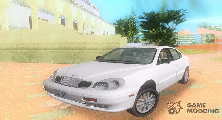 Daewoo Leganza CDX US 2001 for GTA Vice City
