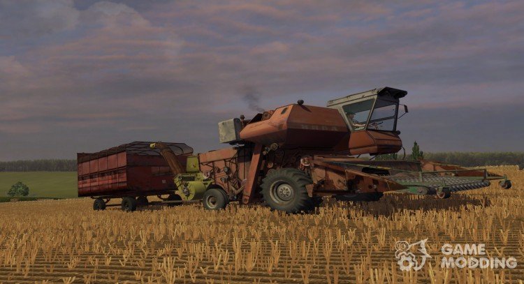 Нива СК-5М для Farming Simulator 2013