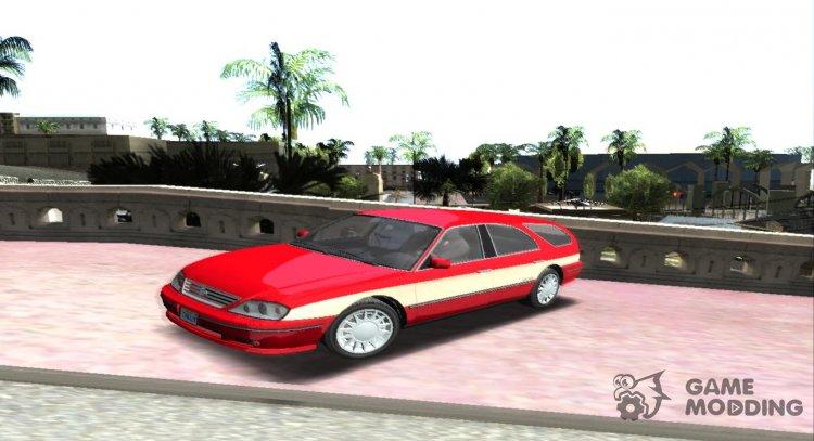 GTA 4 Willard  for GTA San Andreas