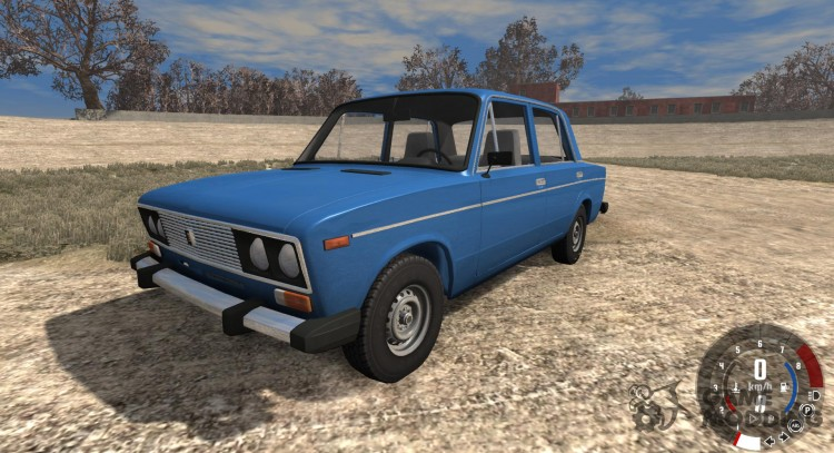 VAZ 2106 for BeamNG.Drive