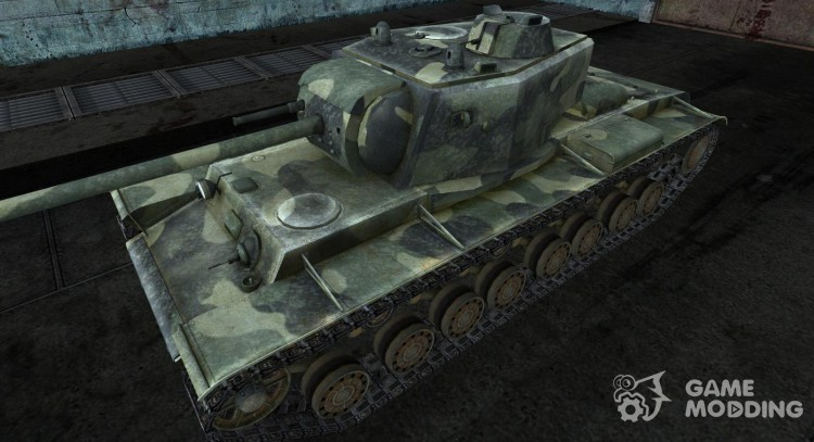 Skin for HF-4 for World Of Tanks