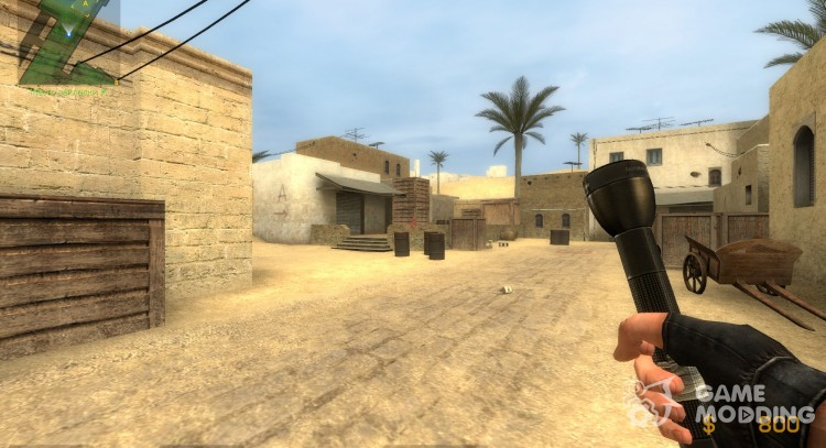 Sproily's Maglite for Counter-Strike Source