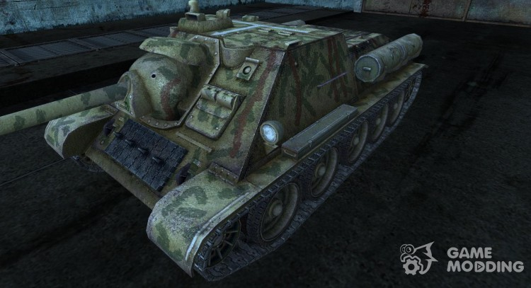Su-85 by Steel_Titan for World Of Tanks