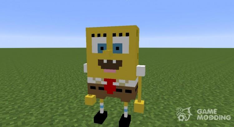Spongebob Squarepants For Minecraft