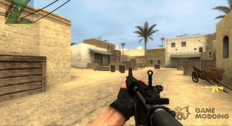 Stoner Sr-16 для Counter-Strike Source