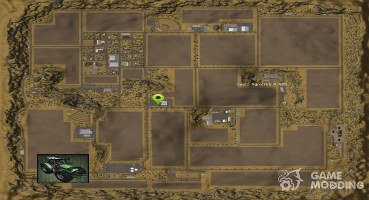 Teleport for Farming Simulator 2013