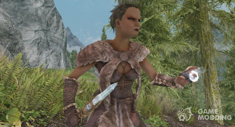 Improved Keening for TES V: Skyrim