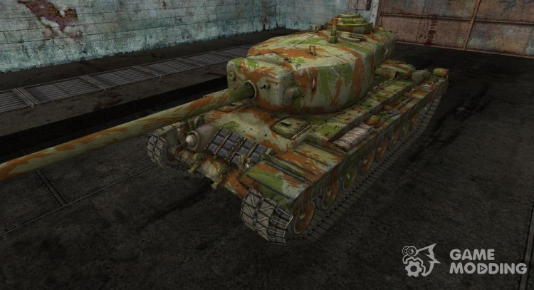 The T30 23 for World Of Tanks