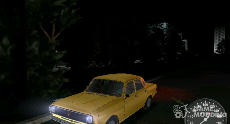 GAZ 24-10 for GTA Vice City