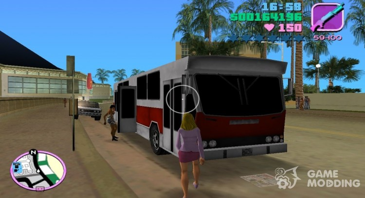 Jelcz PR110 for GTA Vice City
