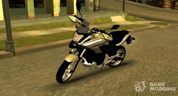 Honda NC750X 2017 for GTA San Andreas