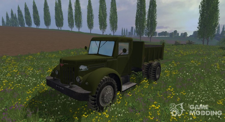MAZ 205 for Farming Simulator 2015
