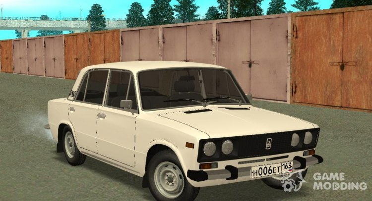 VAZ 2106-01 Hybrid for GTA San Andreas