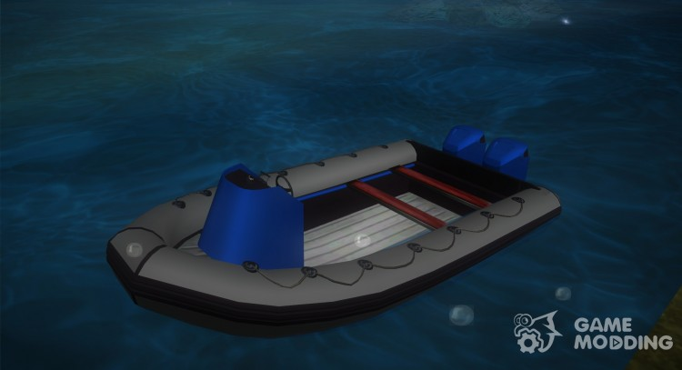 Dinghy for GTA Vice City