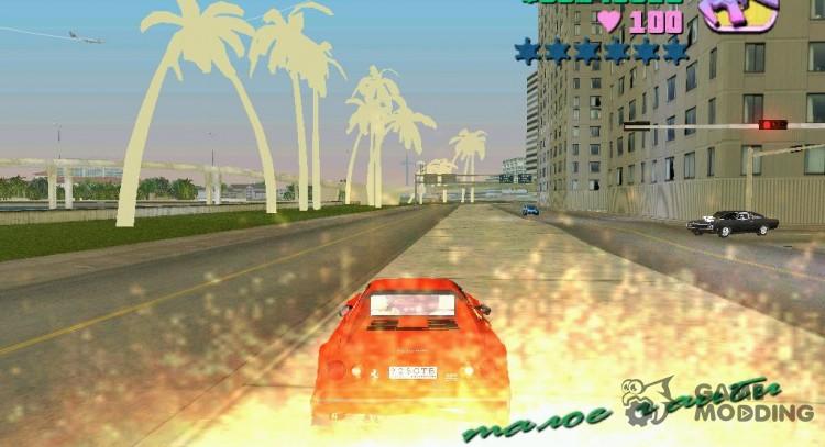 Nitro for GTA Vice City