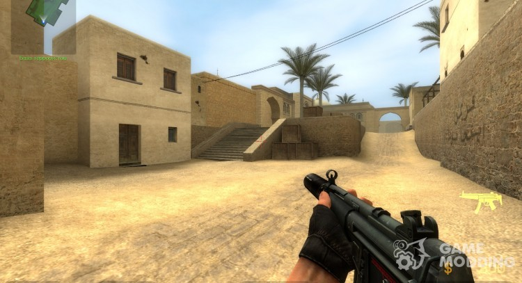 Simply Silenced MP5 for Counter-Strike Source