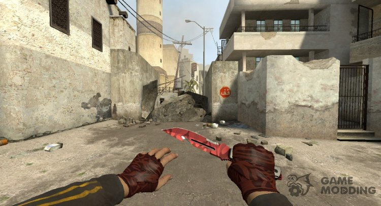 Survival Knife Murder for Counter-Strike Source