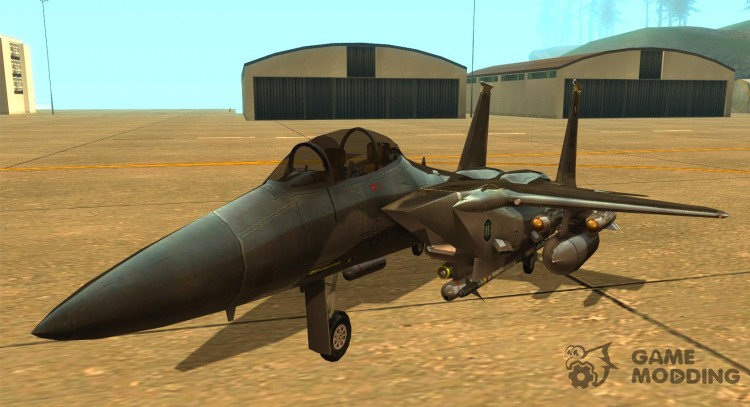 F-15 Eagle for GTA San Andreas