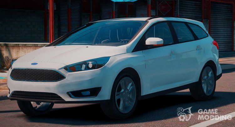 Ford Focus SW3 Phase 2 for GTA 5