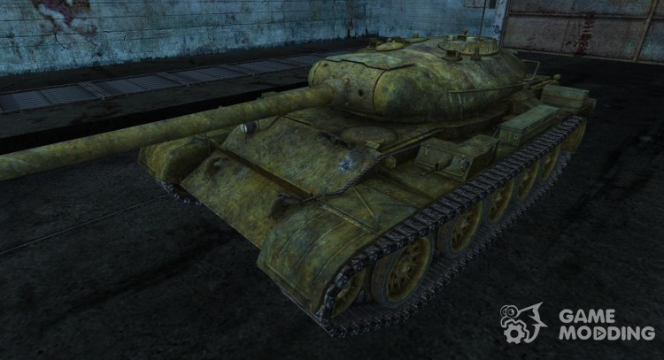 T-54 for World Of Tanks