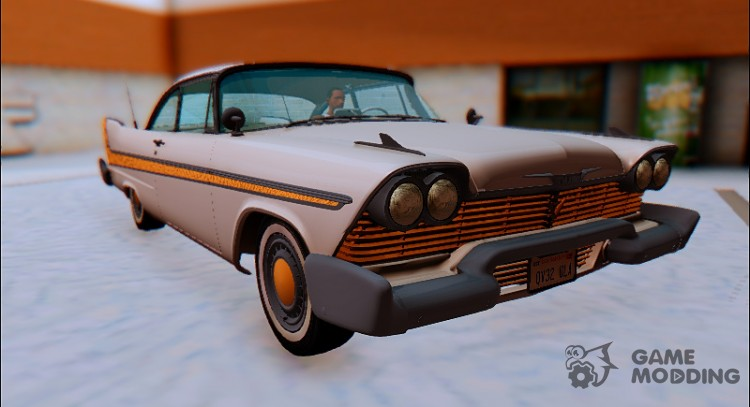 1958 Plymouth Fury для GTA San Andreas