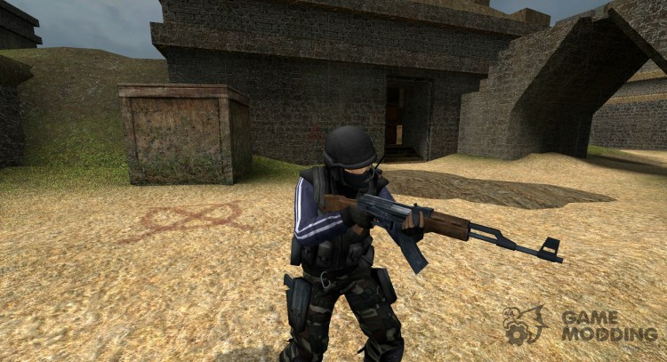 ThYlUx for Counter-Strike Source