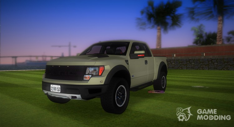Ford F-150 SVT Raptor Stock for GTA Vice City