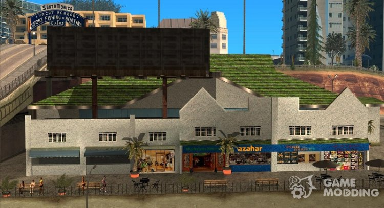 LS Beach House Part 2 for GTA San Andreas