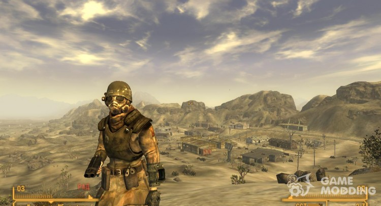 TFH 1st Recon Helmet for Fallout New Vegas