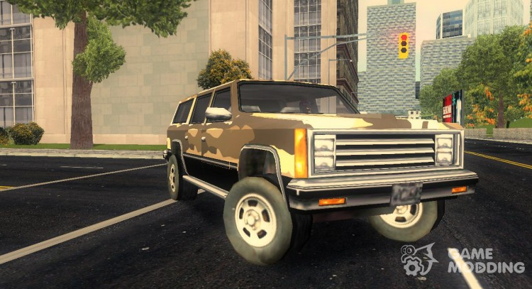 RancherXL (NFSUC) No. 3 for GTA 3