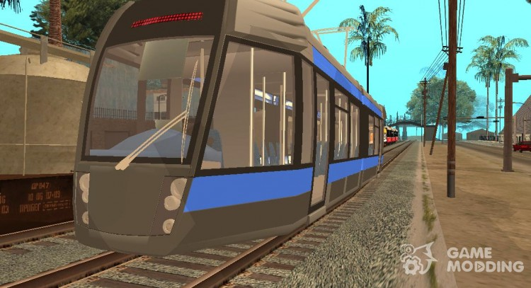 Pack trains v. 3 By Vone for GTA San Andreas