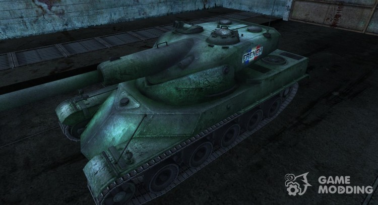 Skin for AMX 50120 for World Of Tanks